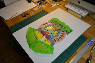 mindart Cover Making of 8